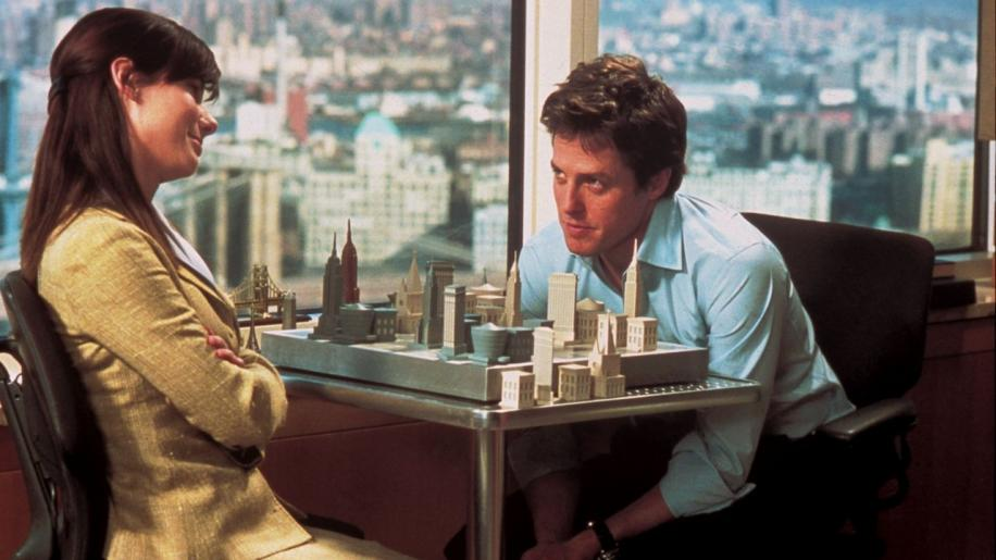 Two Weeks Notice DVD Review
