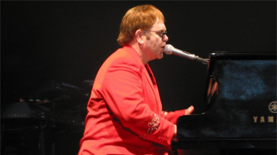Elton John: One Night Only-Greatest Hits Live DVD Review