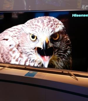 Hisense enter the premium market with MU9700 and MU8700 4K TVs