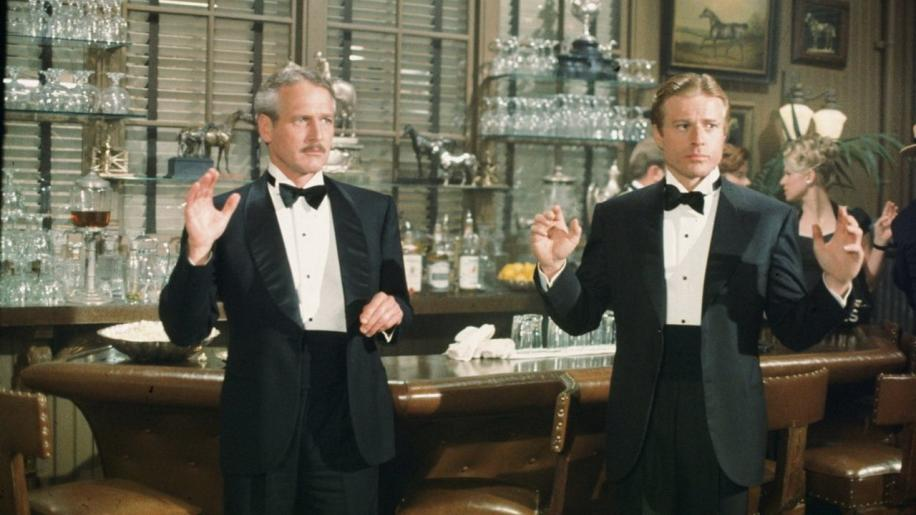 The Sting:Special Edition DVD Review