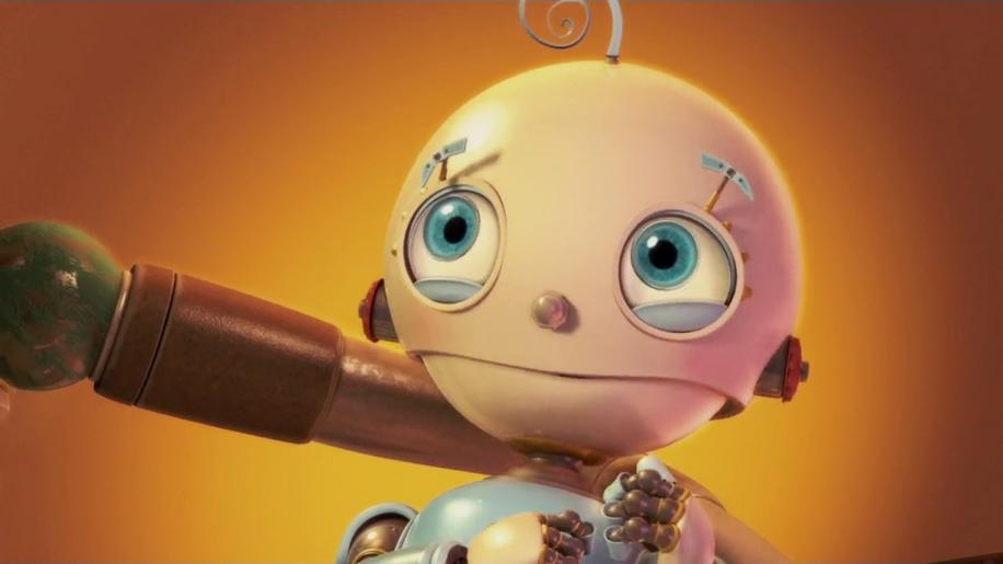 Robots DVD Review