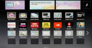 Panasonic Smart TV System 2014 Review