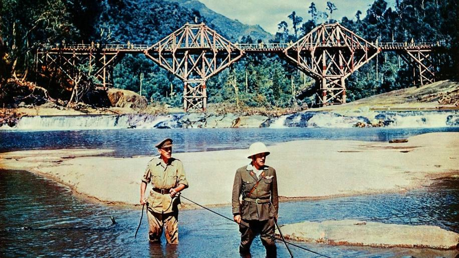 The Bridge on the River Kwai Review