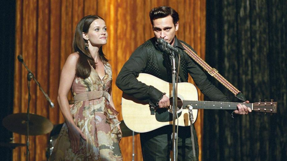 Walk The Line DVD Review