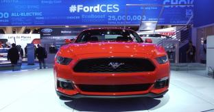 CES 2014: Ford Car Tech of the Future