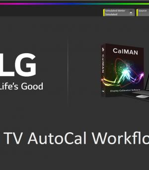 CES 2018 News: Portrait Displays add AutoCal to LG 2018 OLED and SUPER UHD TVs