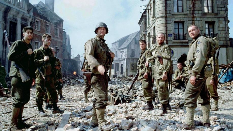 Saving Private Ryan: DTS Edition DVD Review