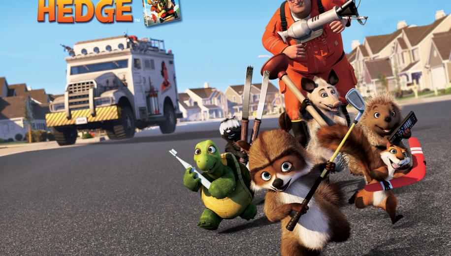 Over the Hedge: Special Edition DVD Review