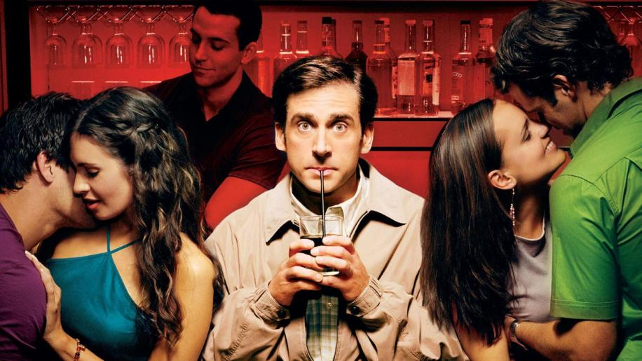 The 40 Year Old Virgin DVD Review