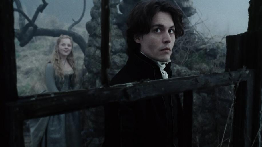 Sleepy Hollow DVD Review