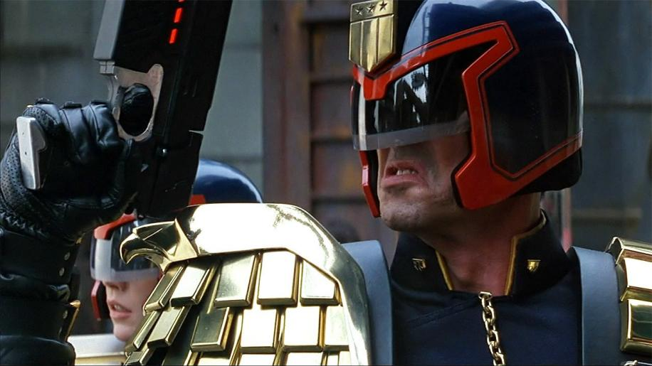 Judge Dredd Review