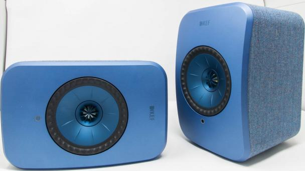 KEF LSX Smart Active Loudspeaker Review