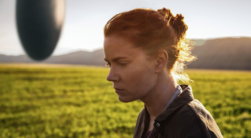Arrival UHD Blu-ray Review
