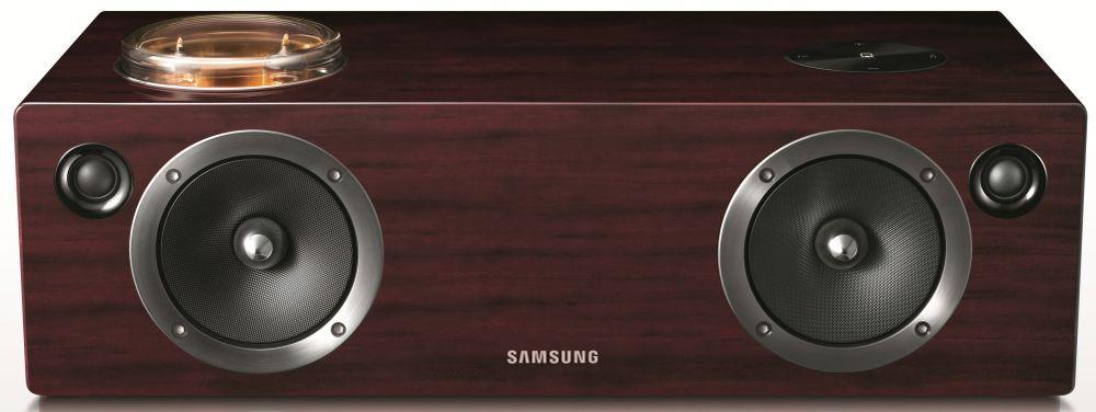 Samsung DA-E750 Dual Docking Speaker Review
