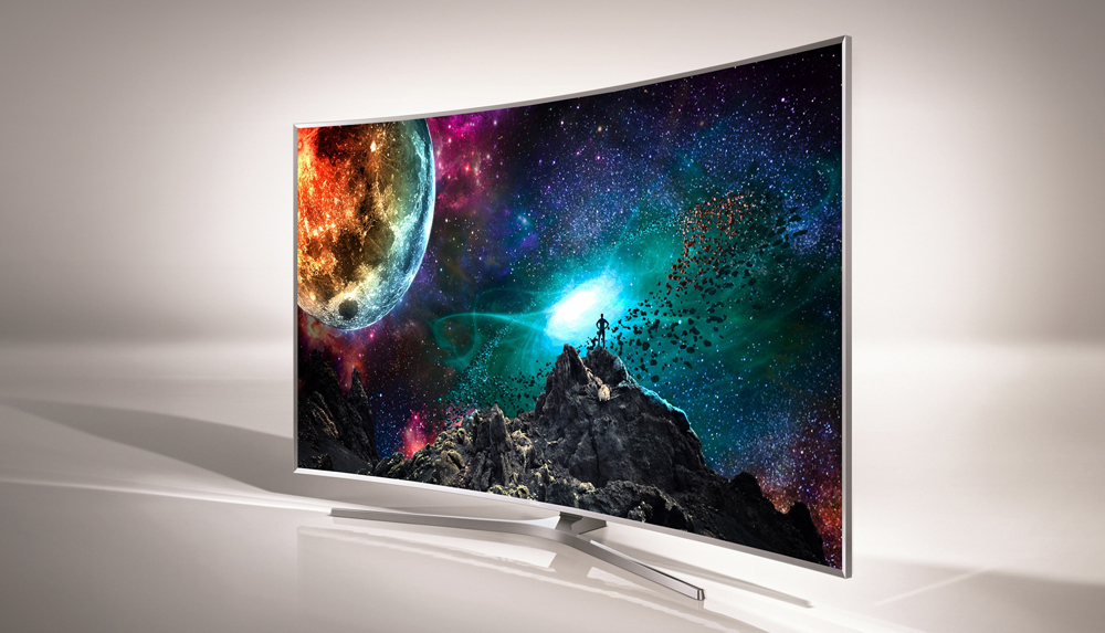 review samsung uejs js s uhd k led lcd tv