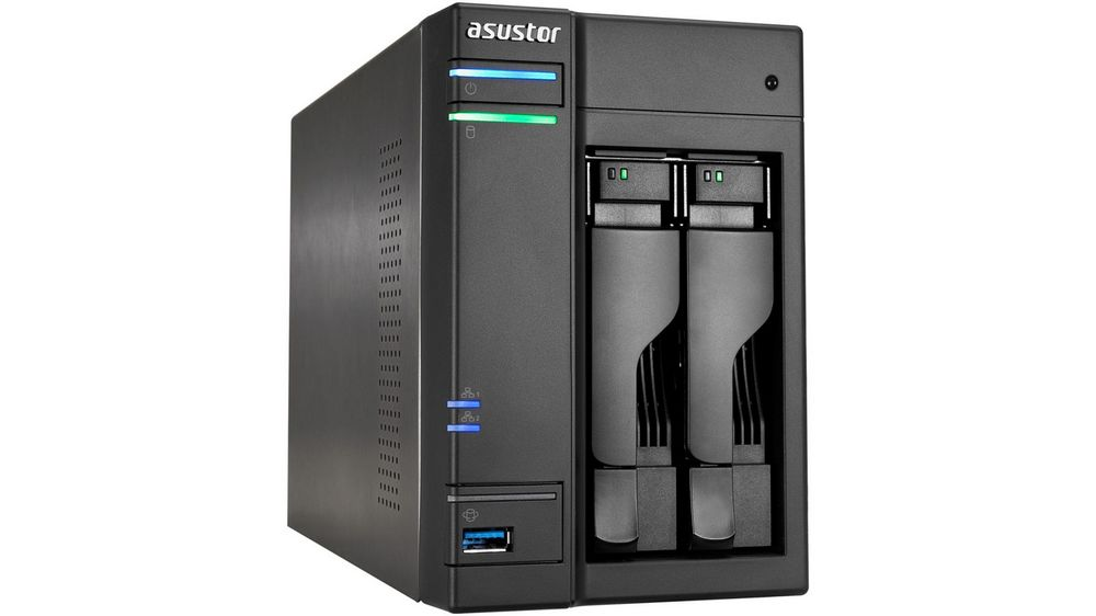 ASUSTOR AS6102T NAS Review