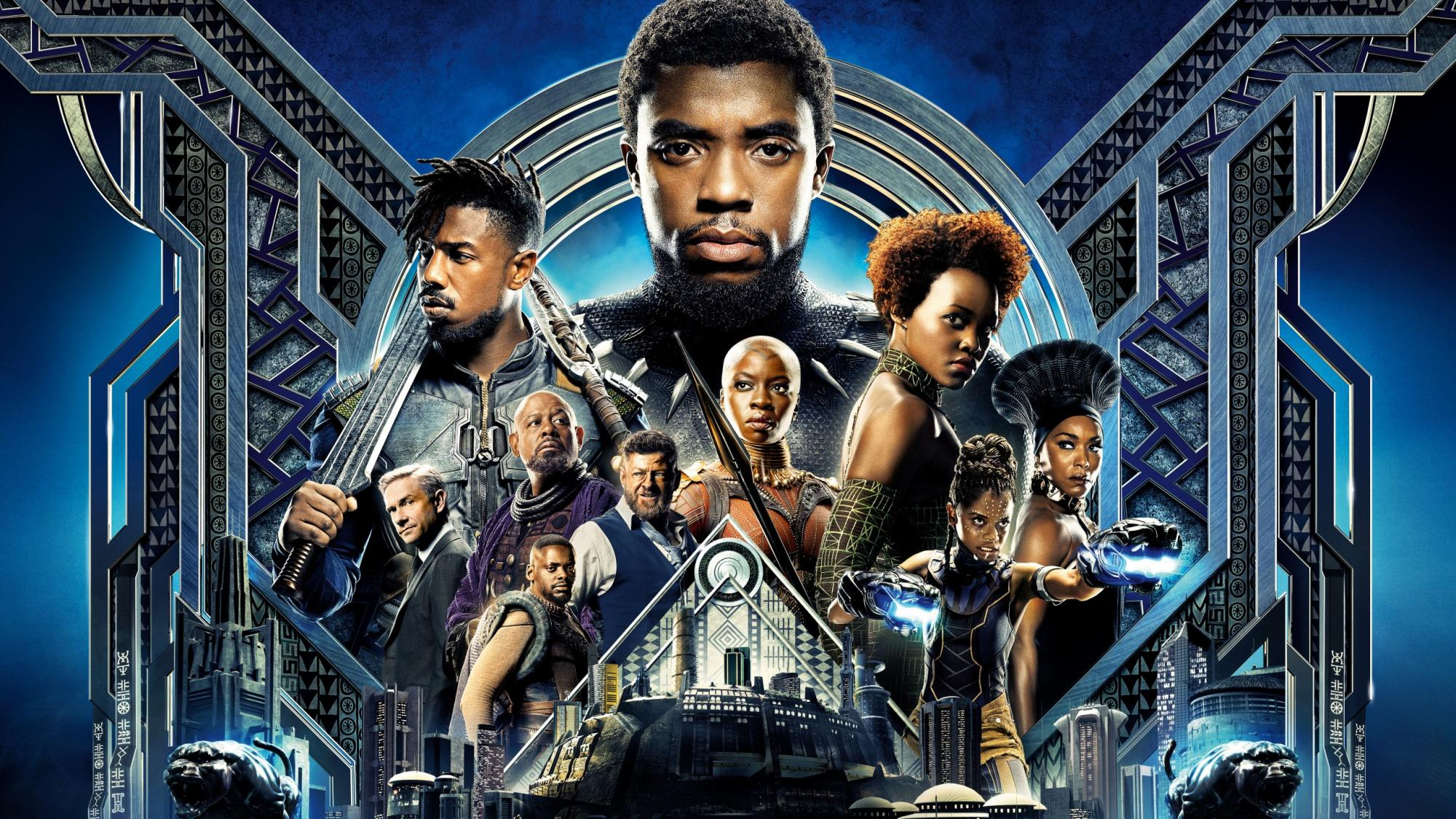 Black Panther UHD Blu-ray Review