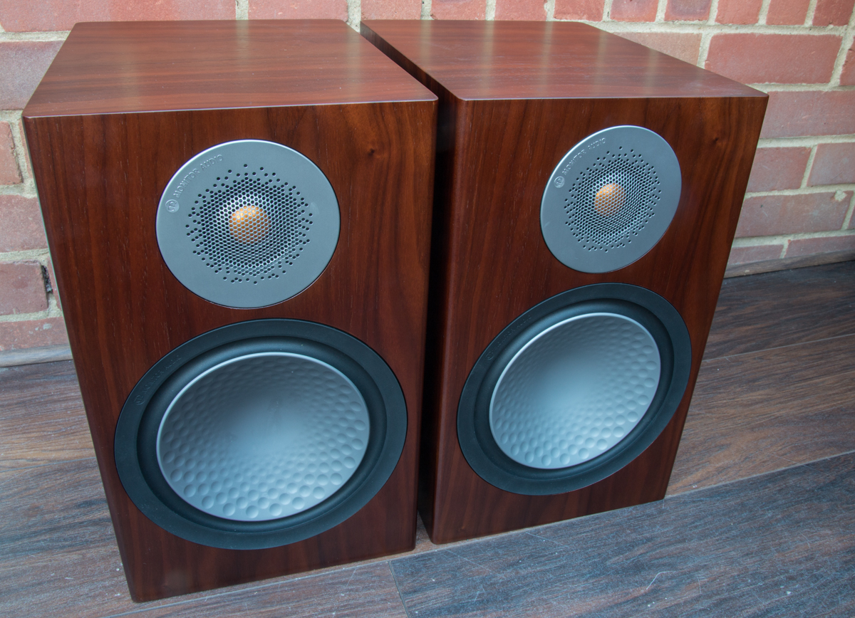 Monitor Audio Silver 100 HiFi Speaker Review | AVForums