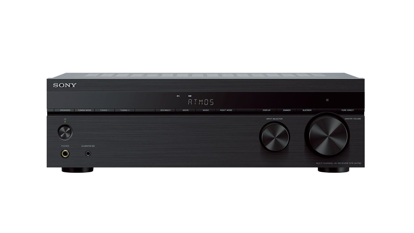 Sony STR-DH790 AV Receiver Review
