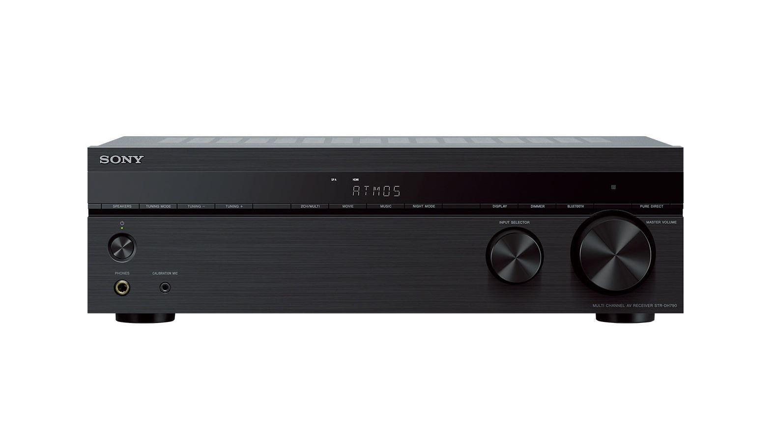 Sony STR-DH790 AV Receiver Review