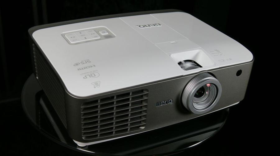 BenQ W1400 Projector Review