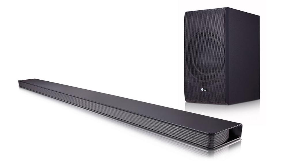 LG SJ8 Soundbar Review