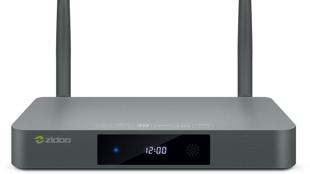Zidoo X9S Streamer Review