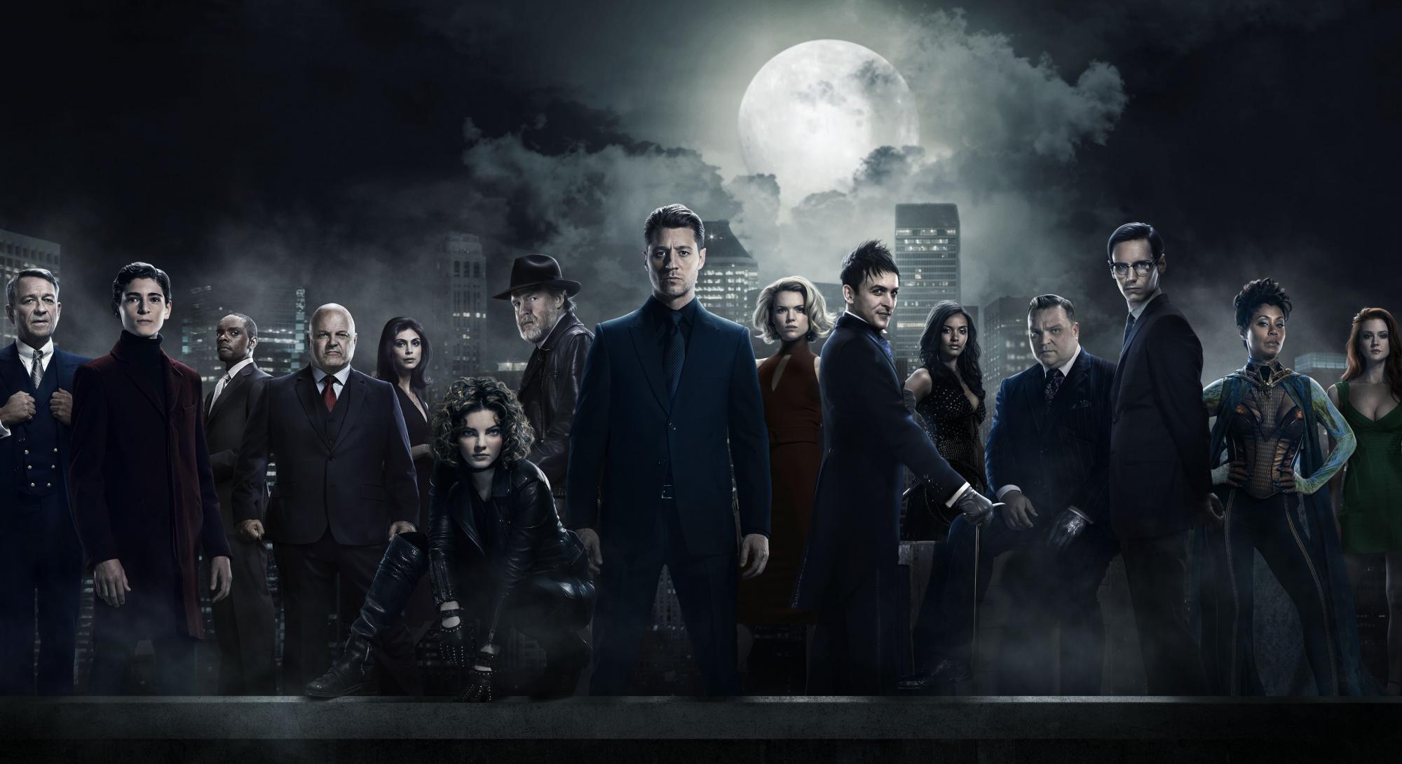 Gotham – Season 3 Blu-ray Review