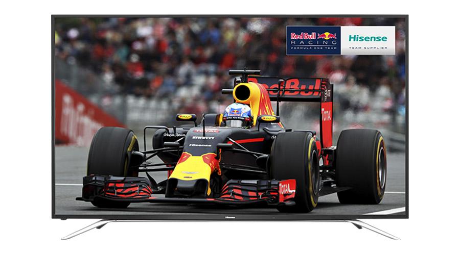 Hisense HE65K5510 LED LCD TV Review