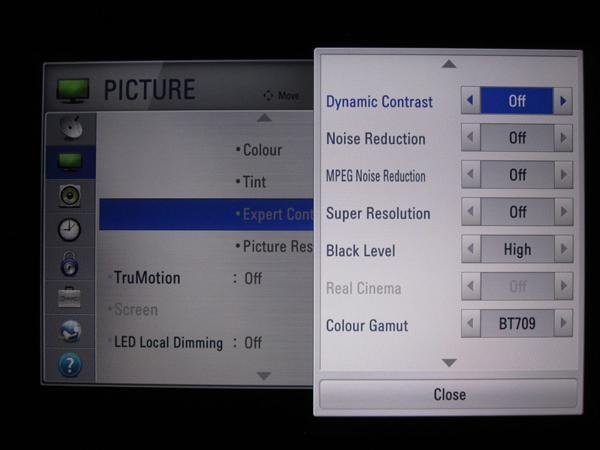 LG LW980 (55LW980T) Full HD LED LCD 3D TV Review | AVForums