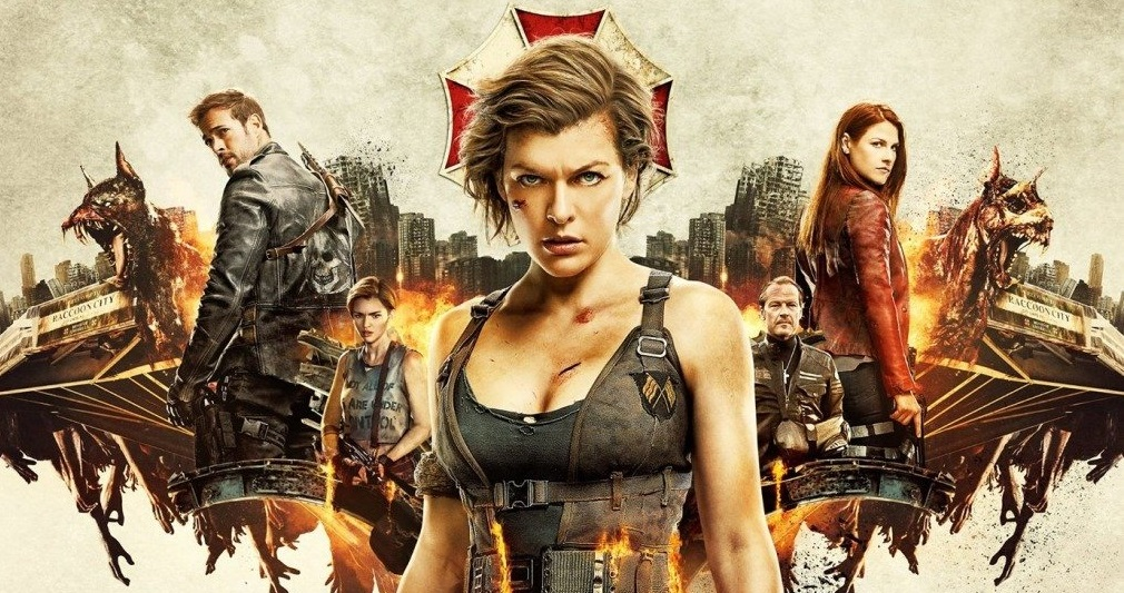 Resident Evil: The Final Chapter UHD Blu-ray Review