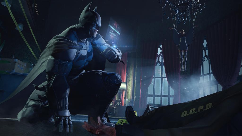 Batman: Arkham Origins PC Review