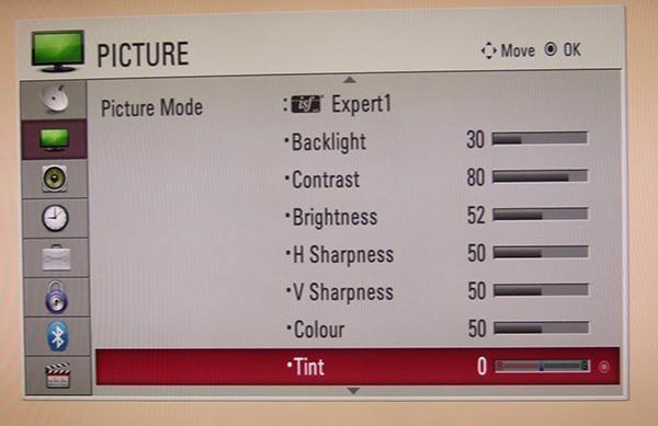 LG SL9000 (42SL9000) LED LCD TV Review   AVForums