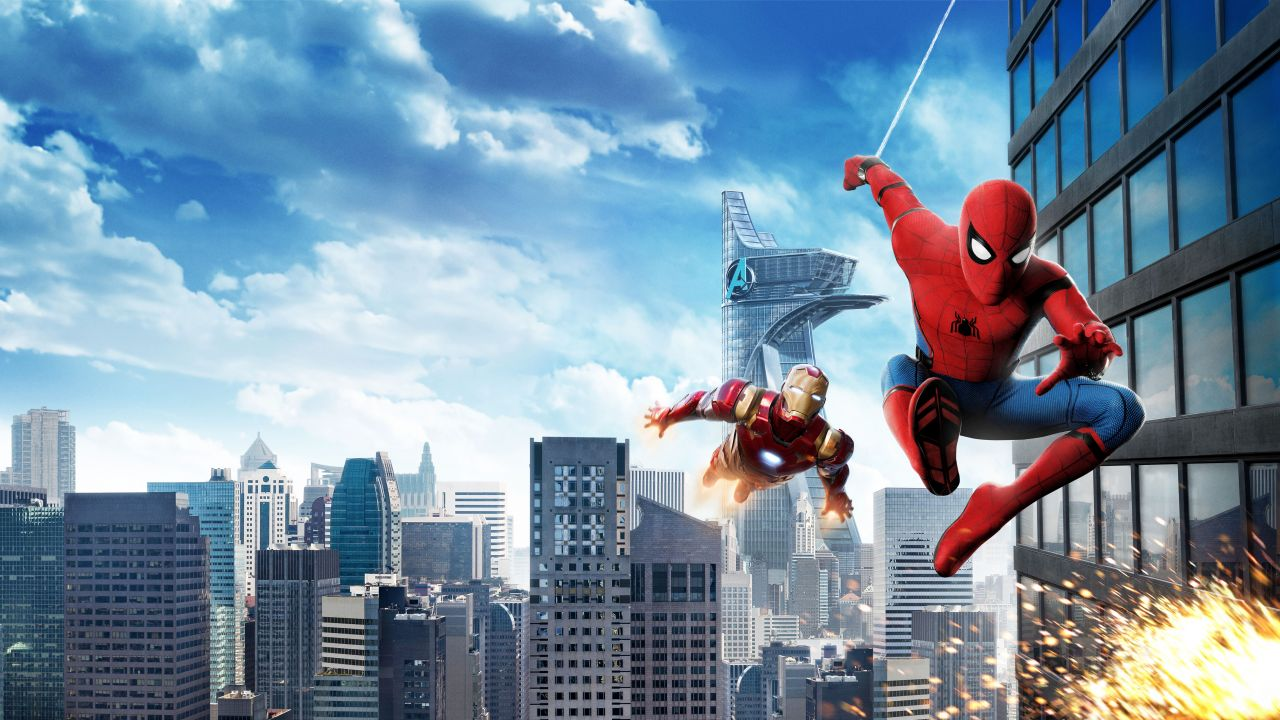Spider-Man: Homecoming UHD Blu-ray Review