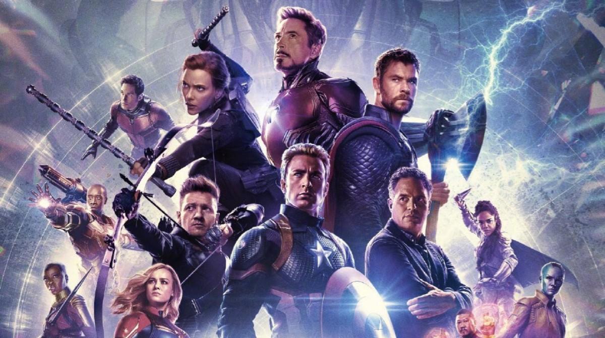 avengers: endgame review   avforums