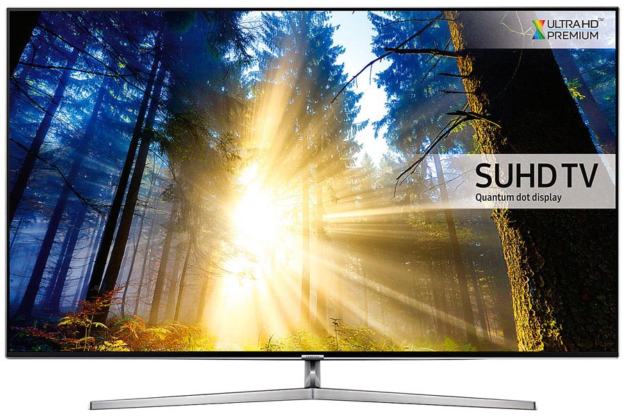 Samsung UE55KS8000 LED LCD TV Review