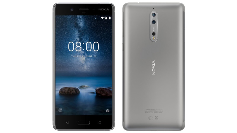 Nokia 8 Mobile Phone Review