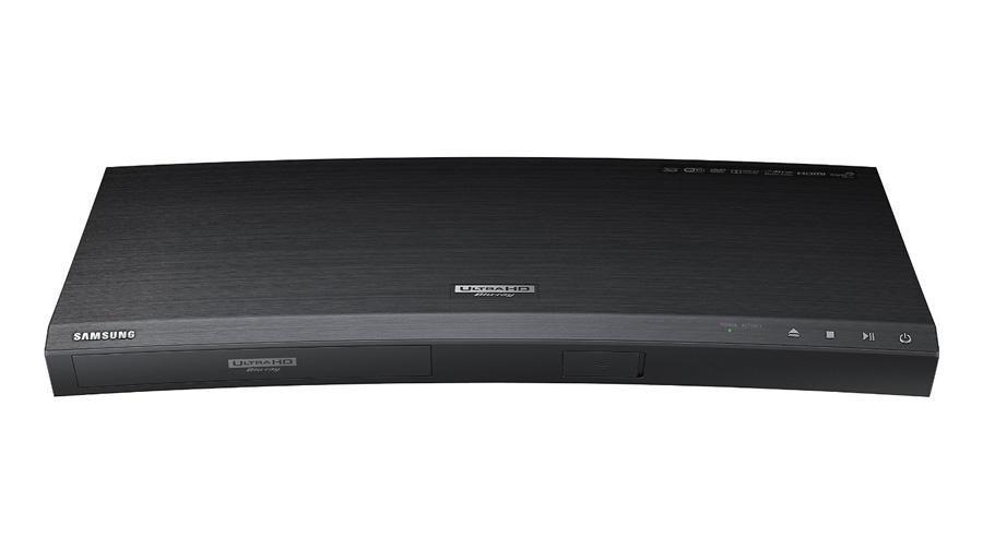 Samsung UBD-K8500 UHD Blu-ray Player Review