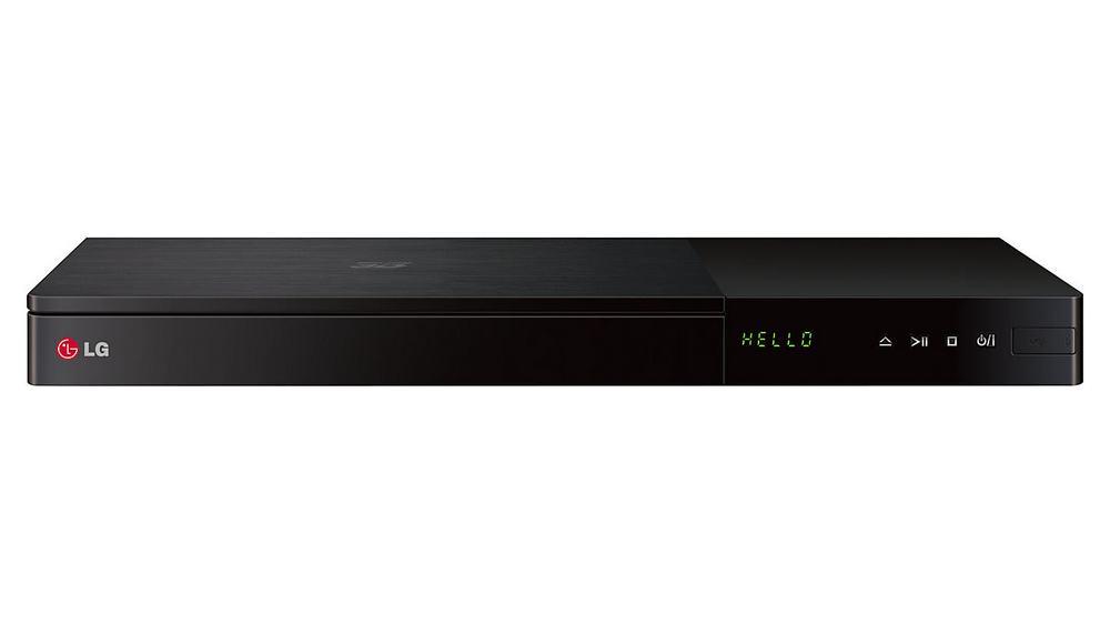 LG BP645 Blu-ray Player Review