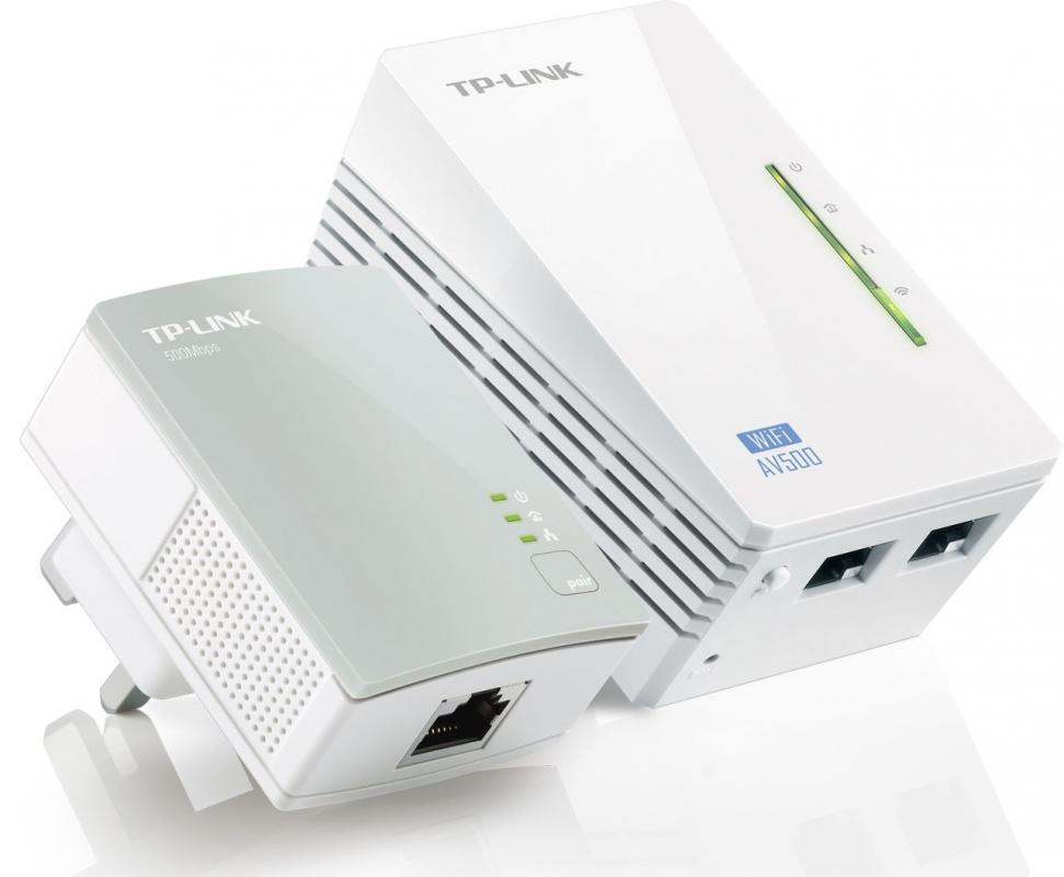 TP-Link TL-WPA4220KIT Home Distribution Product Review