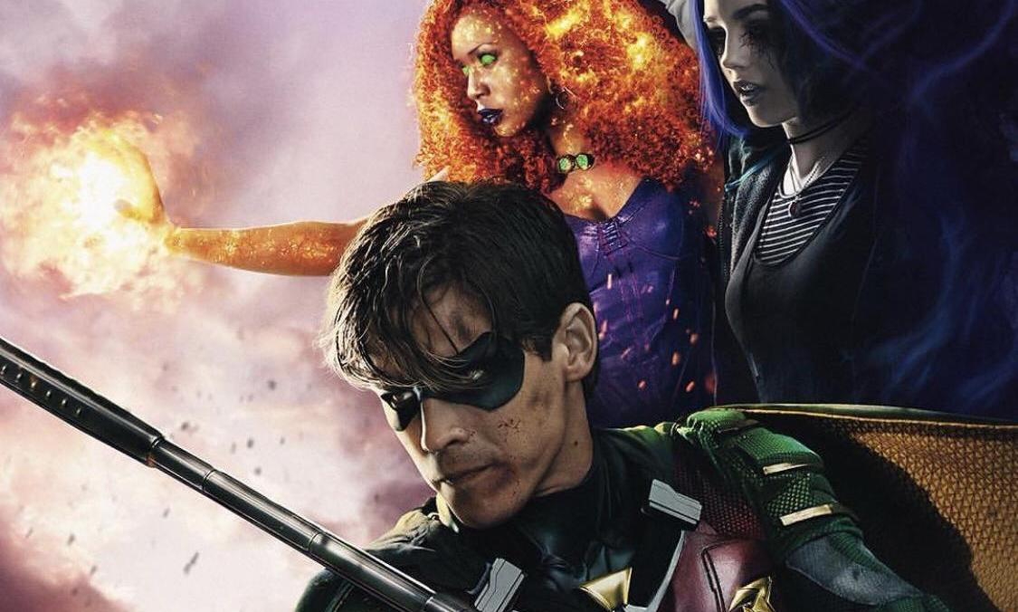 Titans Movie Review