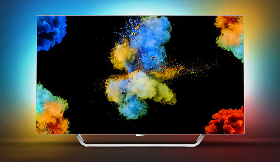 Philips 65OLED873 OLED TV Review