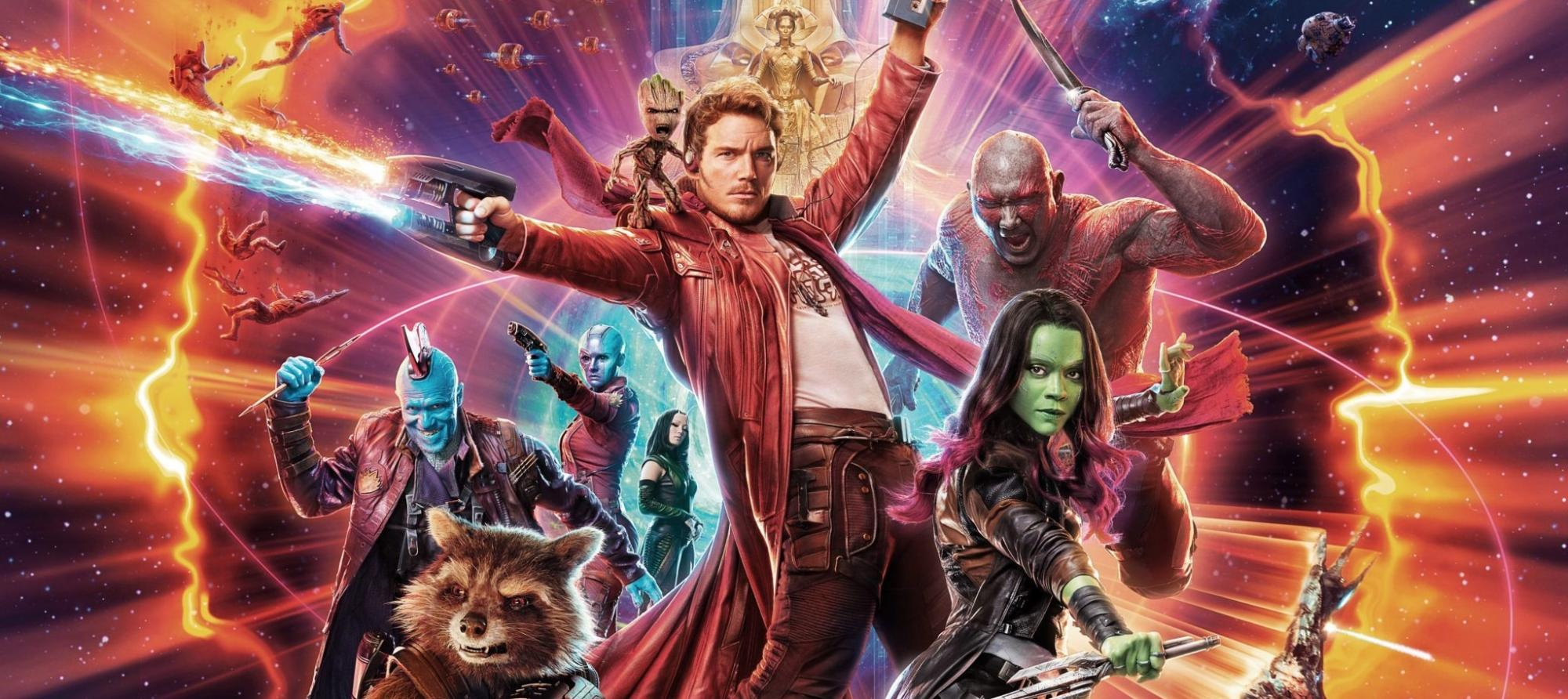 Guardians Of The Galaxy Hd