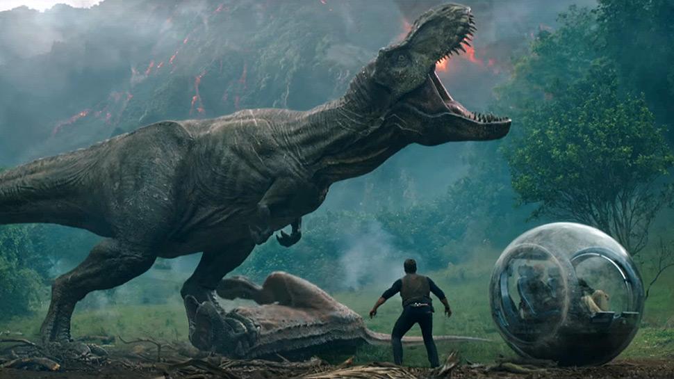 Jurassic World: Fallen Kingdom UHD Blu-ray Review
