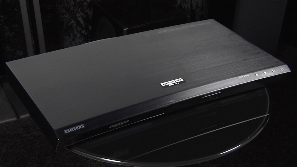 samsung ubd k8500 4k ultra hd blu ray player review avforums. Black Bedroom Furniture Sets. Home Design Ideas