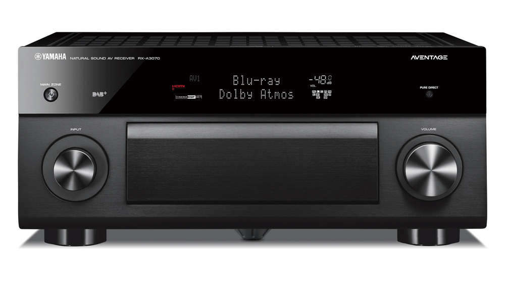 Yamaha RX-A3070 AV Receiver Review