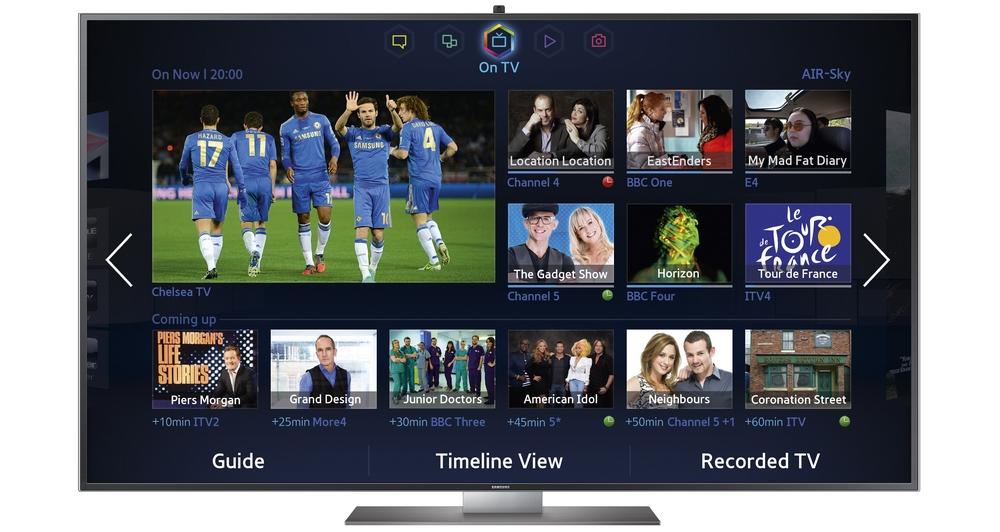 Samsung UE65F9000 4K Ultra HD TV Review