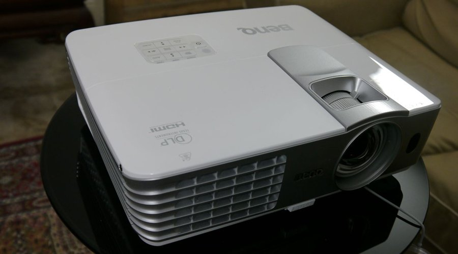 BenQ W1080ST 3D DLP Projector Review