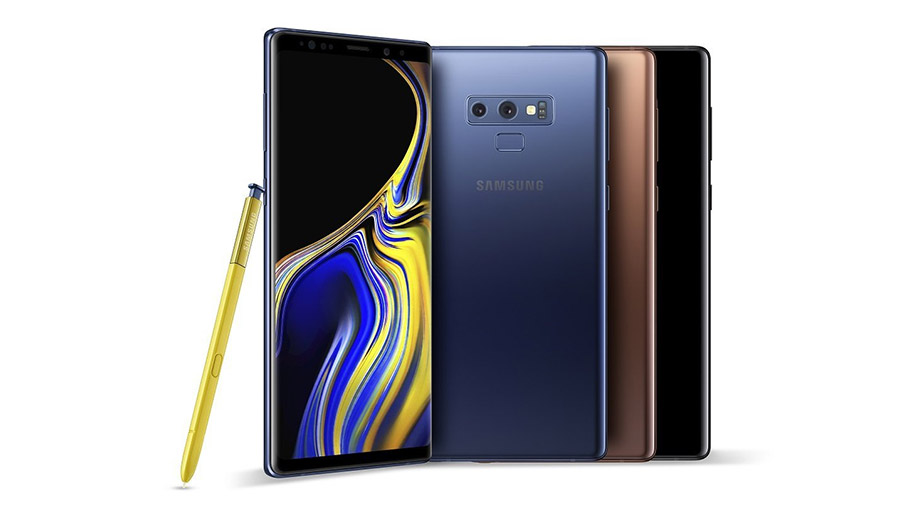 Samsung Galaxy Note9 Mobile Phone Review