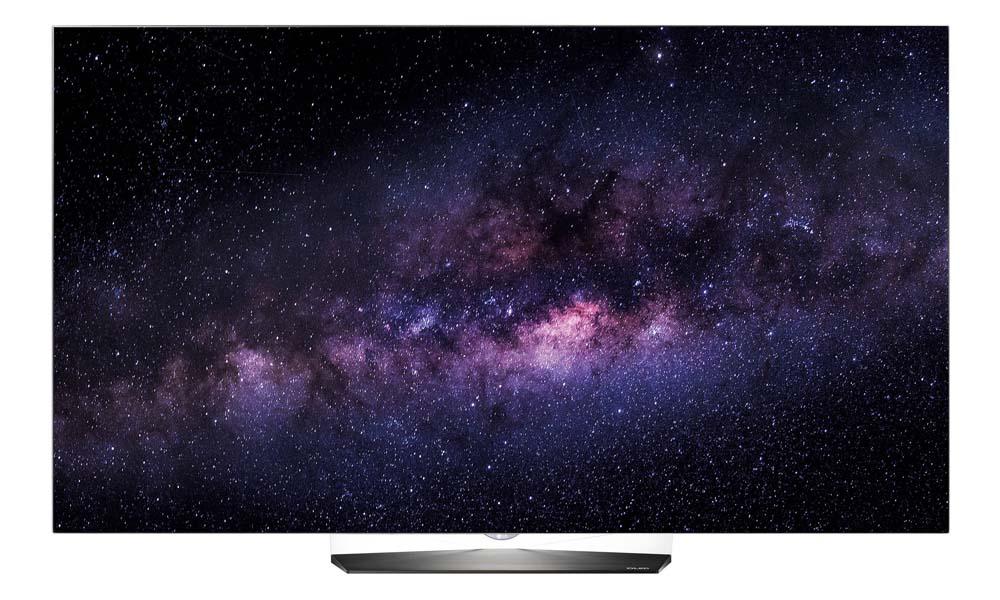 LG OLED55B6 OLED TV Review